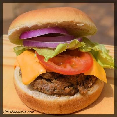 single-burger