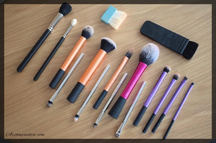 Wash Your BrushesDay