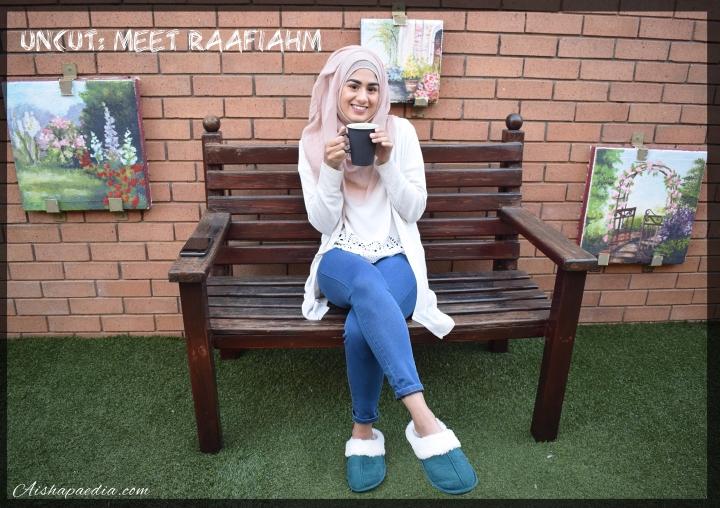 UNCUT: Meet Raafiahm